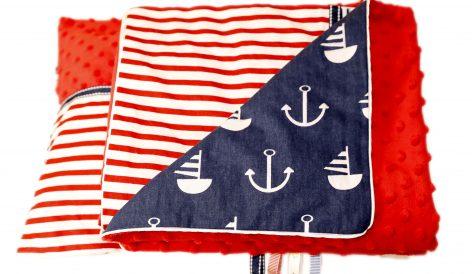 komplet marynarski