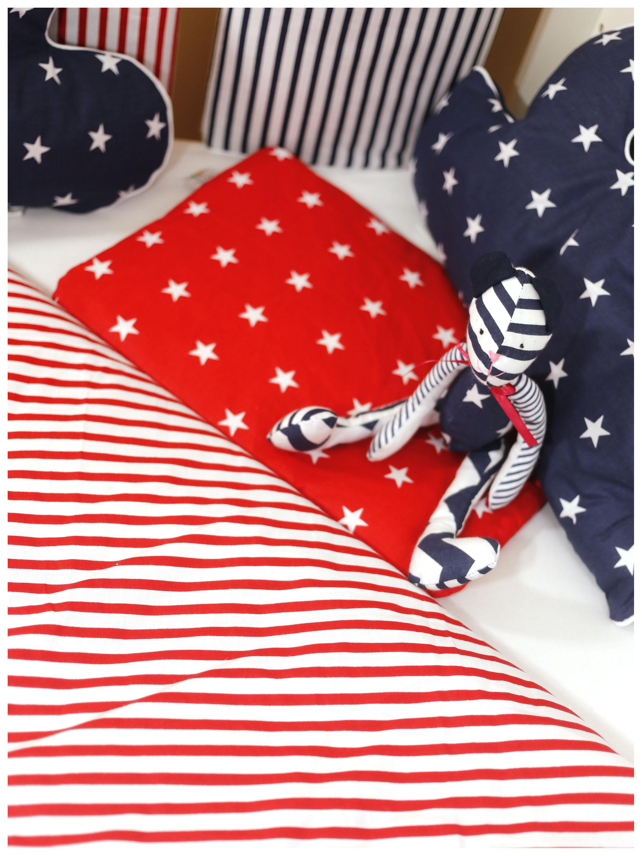 poduszka w gwiazdki