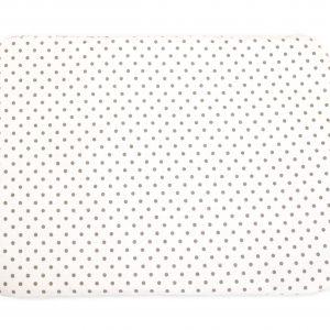 Płaska poduszka do łóżeczka 100% bawełny