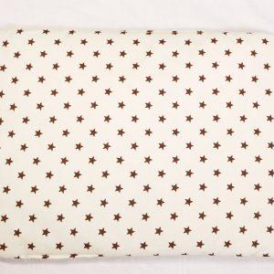 Płaska poduszka do łóżeczka wózka kołyski