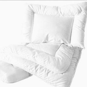 Kołderka i poduszka dla dziecka – wypełnienie 135×100 i 40×60